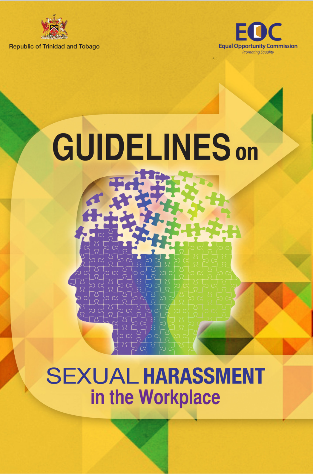 Guidelines on Sexual Harassment in the Workplace