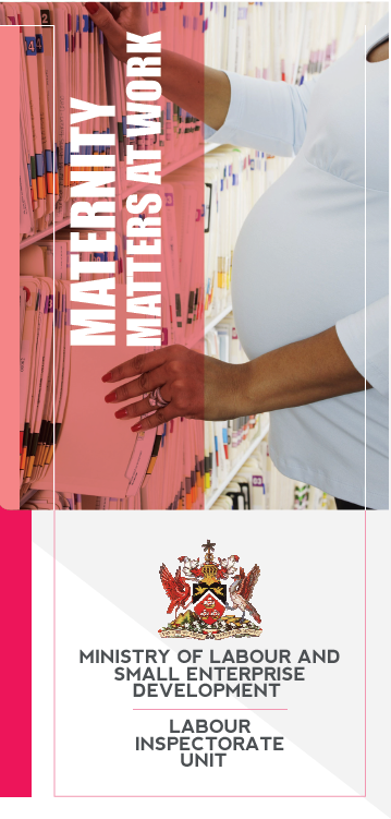 Maternity Brochure cover
