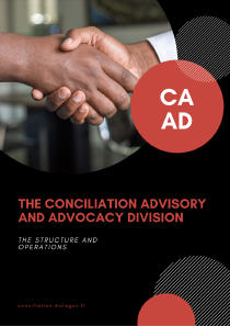 Conciliation Advisory and Advocacy